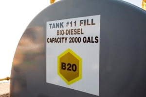 diesel and biodiesel storage